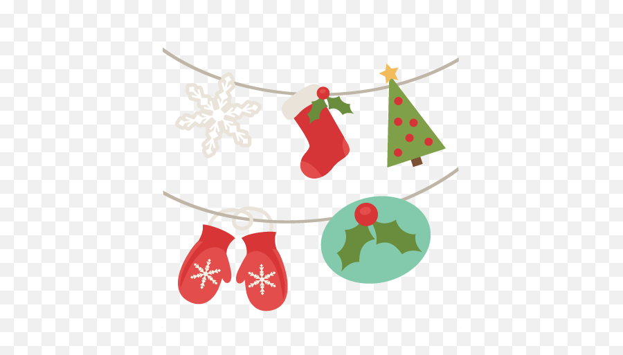 Christmas Banner Png Picture - Christmas Decoration Icon Png