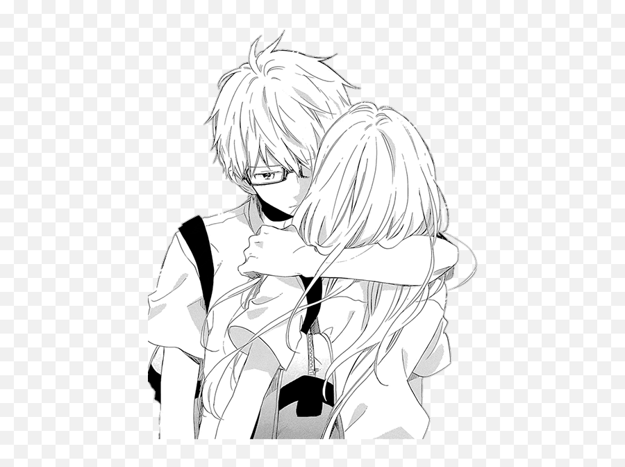 Love Loveanime Manga Anime Couple Relationship Drawing Cute Couple Png Free Transparent Png Images Pngaaa Com