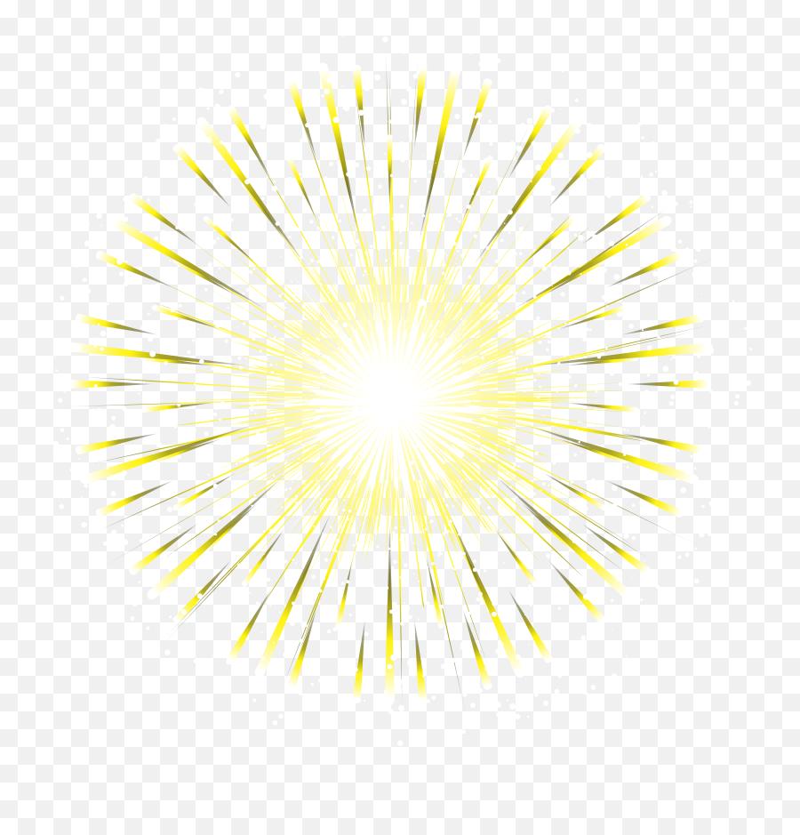 Download Hd Gold Fireworks Png