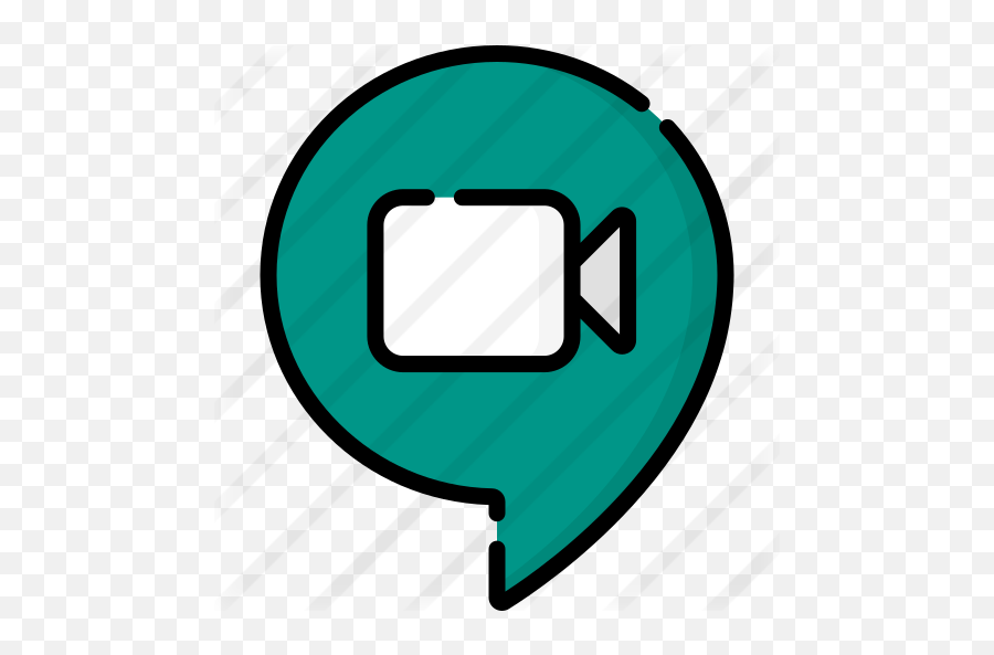 Hangout - Google Hangouts Icon Aesthetic Png,Gmail Icon Aesthetic