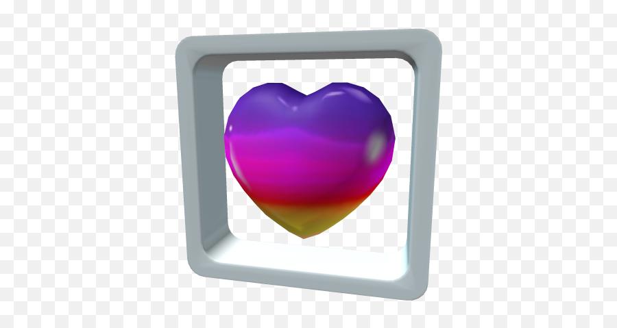 Roblox Catalog Info - Roblox Hyper Hoverheart Png,Instagram Heart Transparent