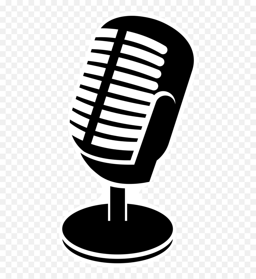 Download Hd Clipart Studio Small Microphone - Studio Mic Png  Transparent Background Microphone Clipart