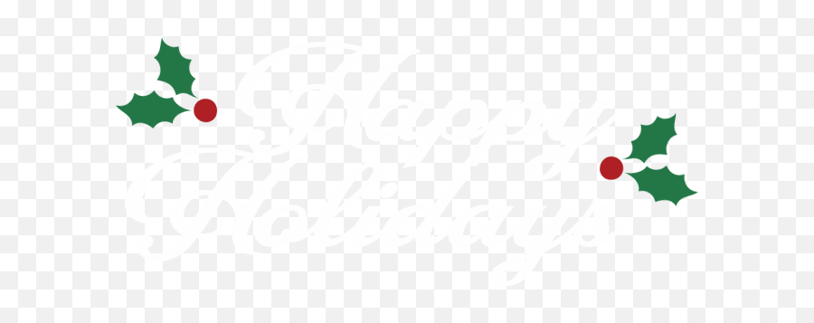 Happy - Language Png,Happy Holidays Banner Png