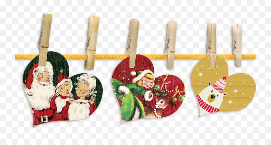 Christmas Banner Santa Claus Mrs - Christmas Day Png,Christmas Banner Png
