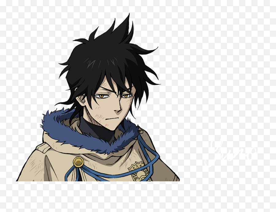 Yuno Black Clover Image 2824362 Zerochan Anime Image Board Black Clover Asta Png Free Transparent Png Images Pngaaa Com